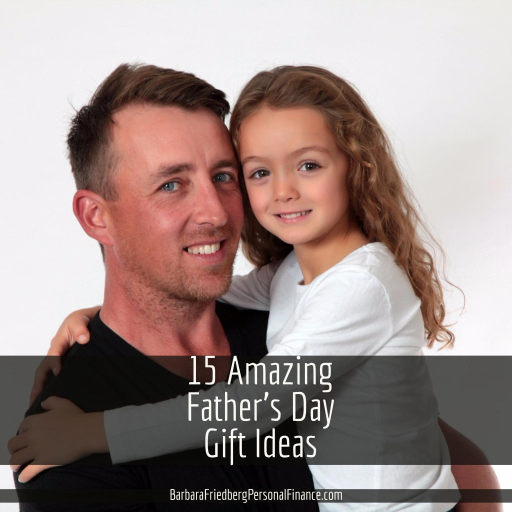 Amazing Fathers Day Gift ideas - best gifts for Dad