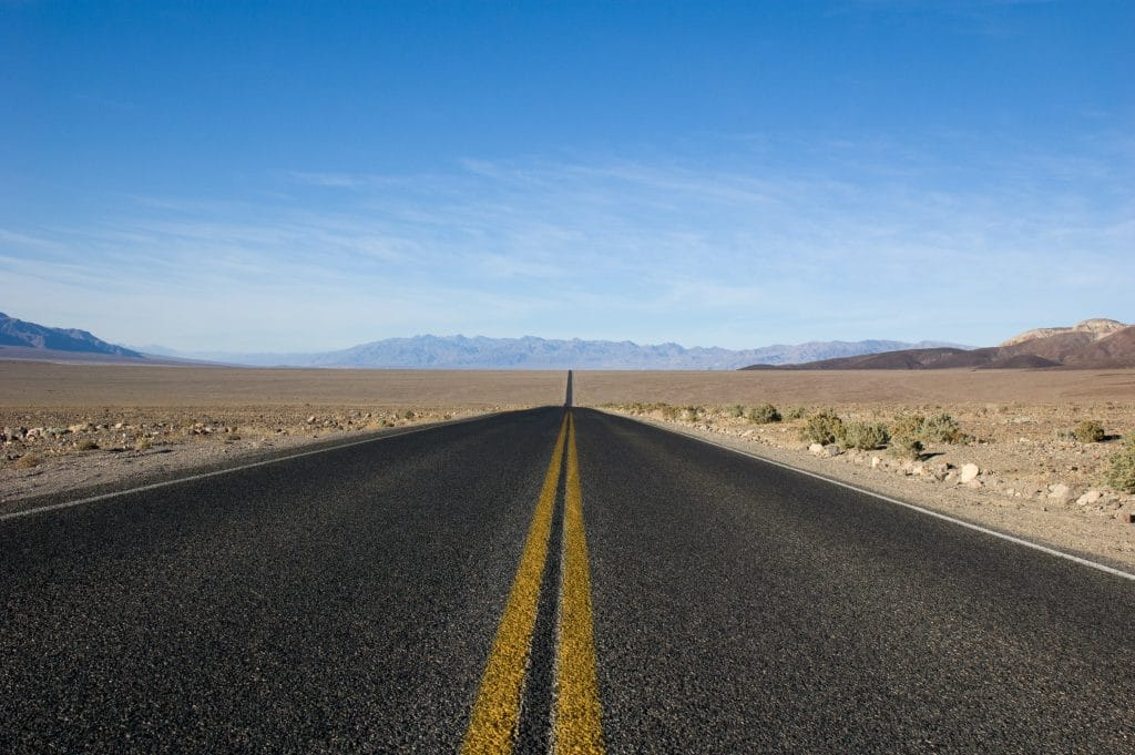 road to the horizon - 401k hardship loank