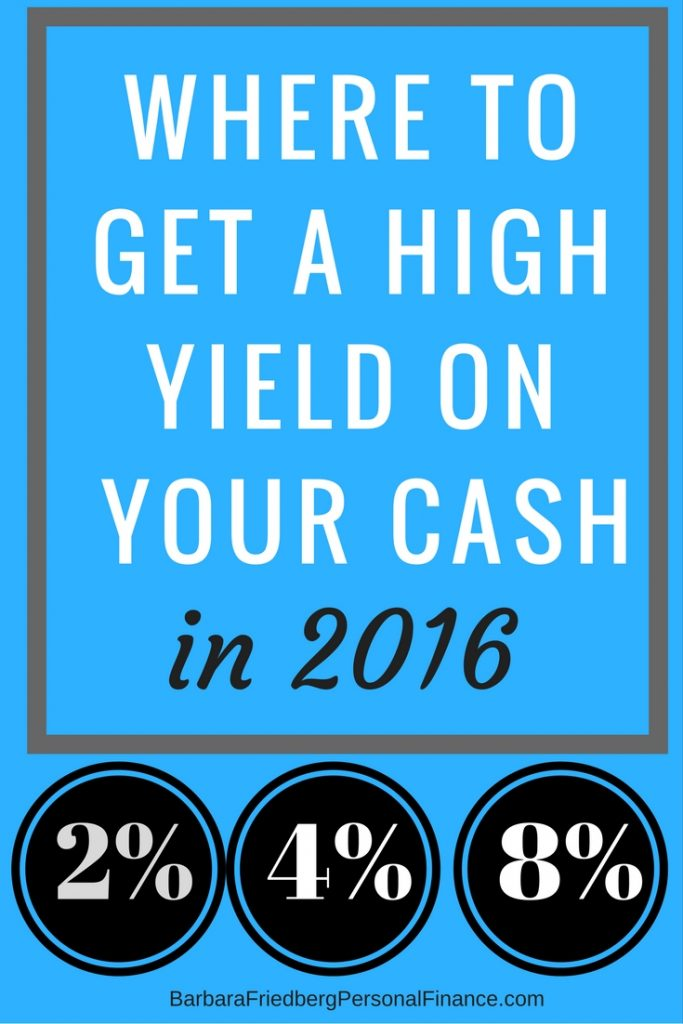 Where can I get a high return on my investments in 2016?