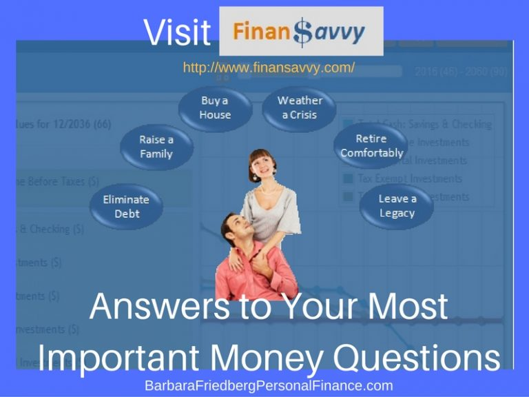 Will I have enough money to retire? Find out with this free and easy financial management forecasting tool.