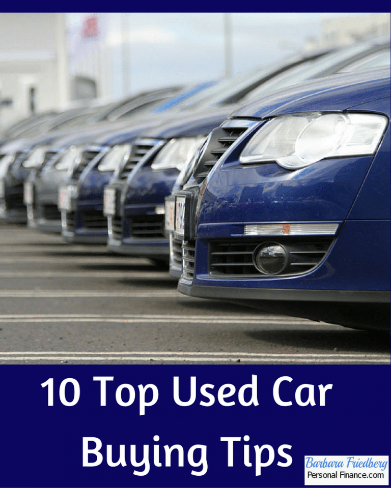 top 10 used car buying tips