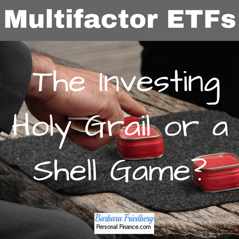 Multifactor ETF investing-learn about this new index fund strategy.