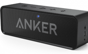 Great tech holiday gift-The Annker Bluetooth speaker