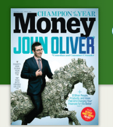 Money Magazine-Great gift for investors