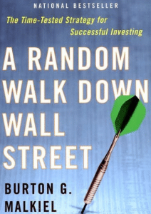best investing book-A Random Walk Down Wall Street-Perfect gift