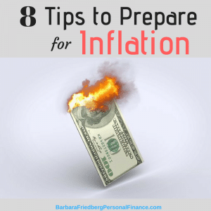Prepare for inflation with 8 actionable tips.