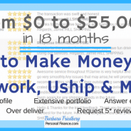 How to Make Money with Upwork, Uship and More – From Zero to £45,000