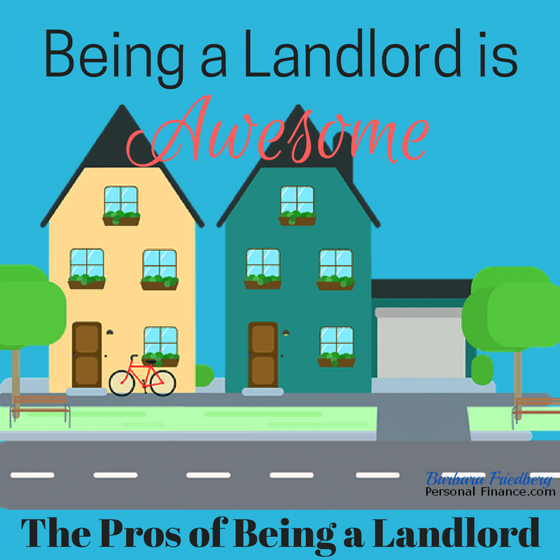 The pros of being a landlord. How one guy retired at age 52 by investing in real estate.