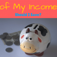 What Percent of My Income Should I Save?