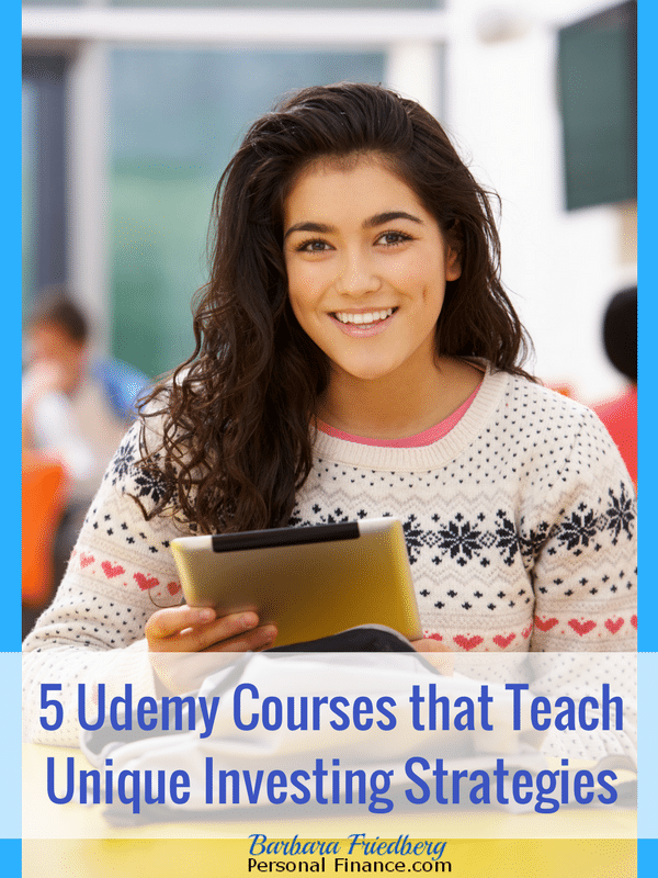 Udemy Investment Classes, website investing, mobile home parks, & crowdfunding