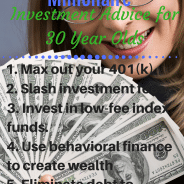 How to Become a Millionaire-Investment Advice for 30 Year Olds