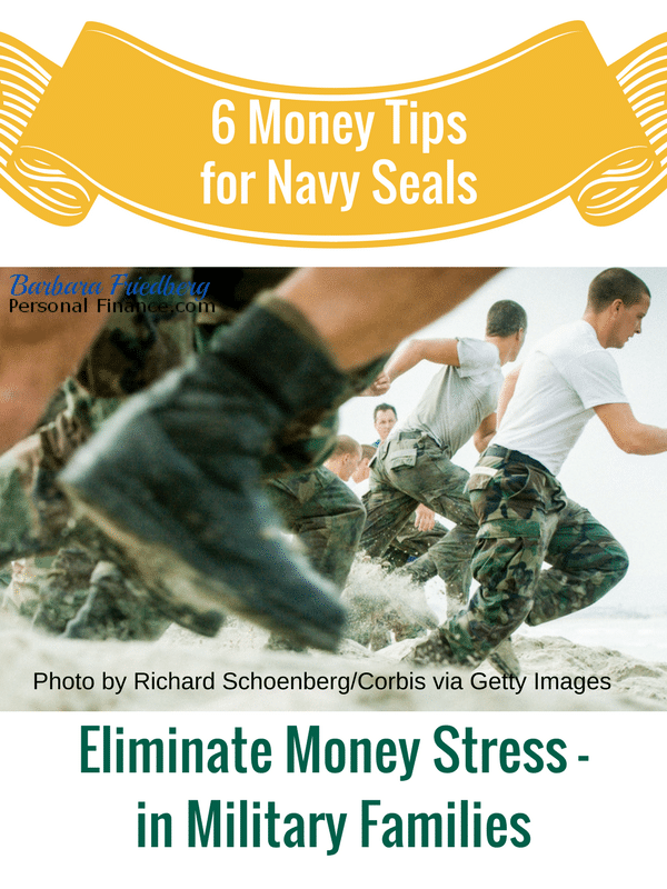 Top money tips for Navy Seals