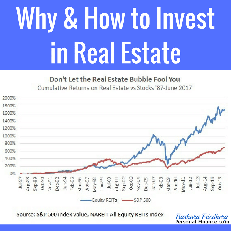 why and how to invest in real estate