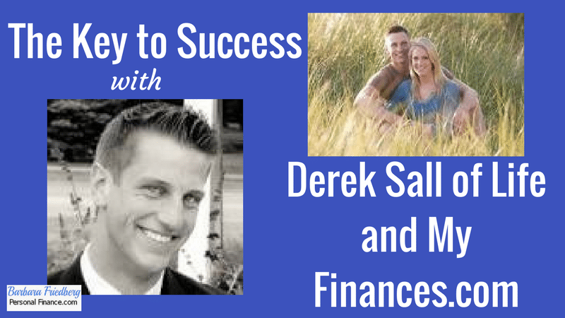The key to financial success with Derek Sall