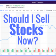 Should I Sell Stocks Now? What to do Now That Markets are Peaking