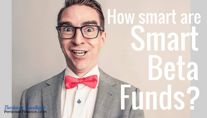What is a smart beta fund and should I invest in a smart beta strategy?