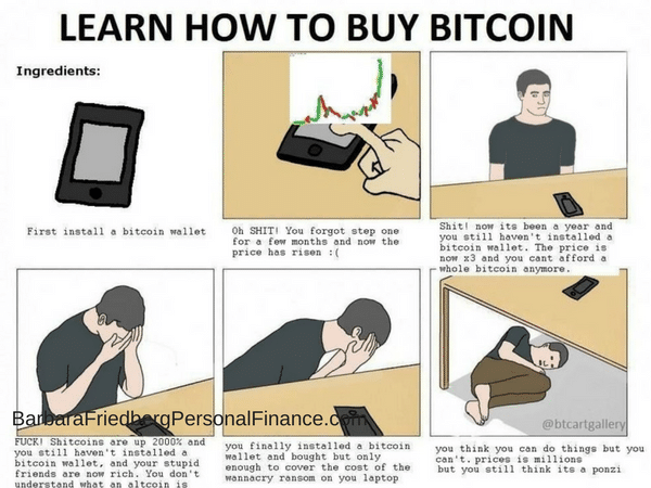 How to buy bitcoin + other cryptocurrencies. Where to store your bitcoin + more.