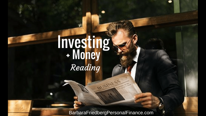 Investing, money, retirement reading list