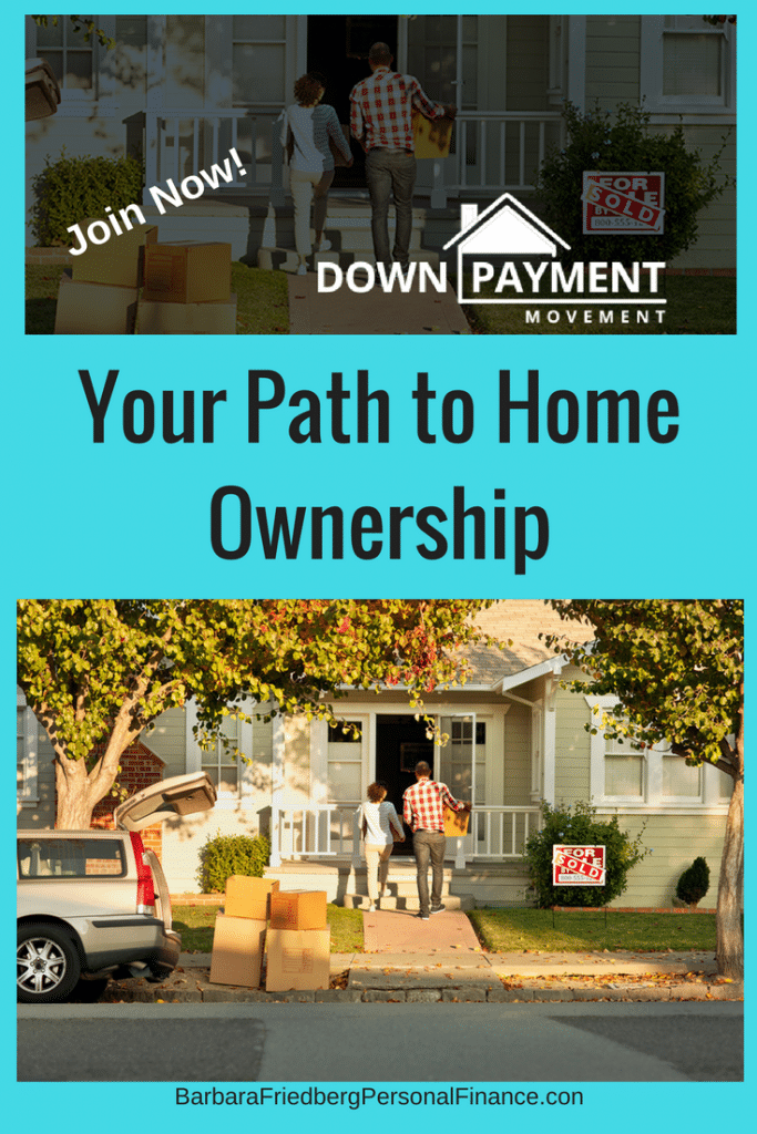 If you want to buy a home, you must join the down payment  movement!