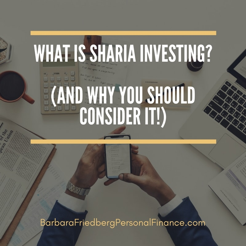 Sharia investing, halal investing - get the basics on how to invest with your Islamic values.
