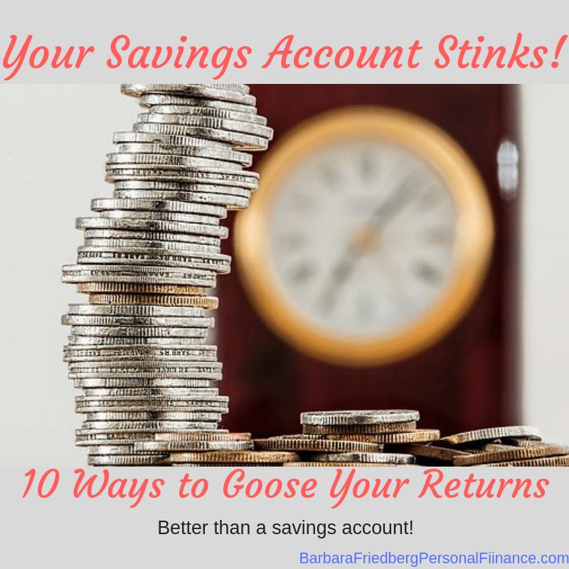 savings account alternatives