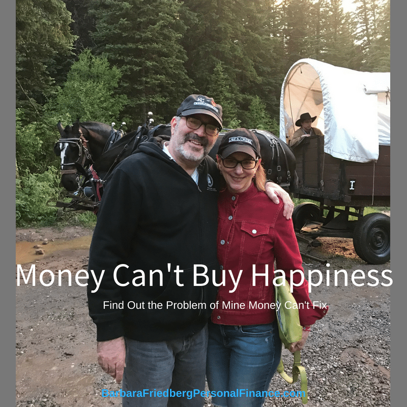 Money can't buy happiness - But it can help
