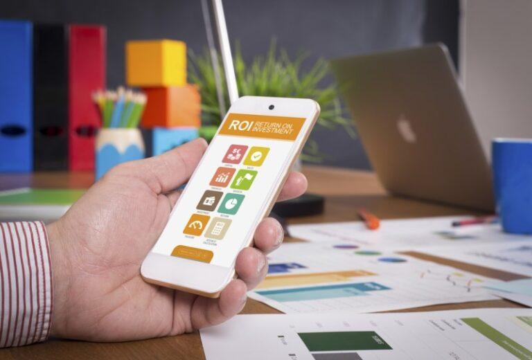 return on investment mobile