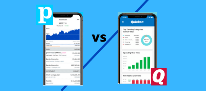 Quicken vs. Personal Capital Review: Which Is the Best Money Management Tool?