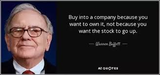 empower your investing - warren buffett