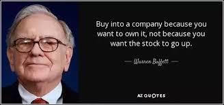 empower your investing - warren buffett