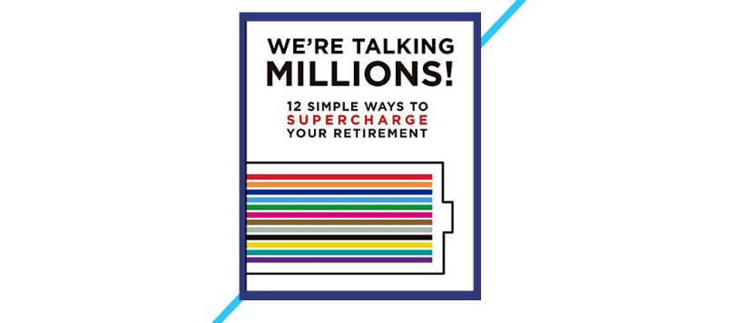 we're talking millions