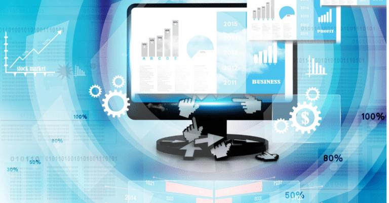 best robo advisor posts computer image charts graphs